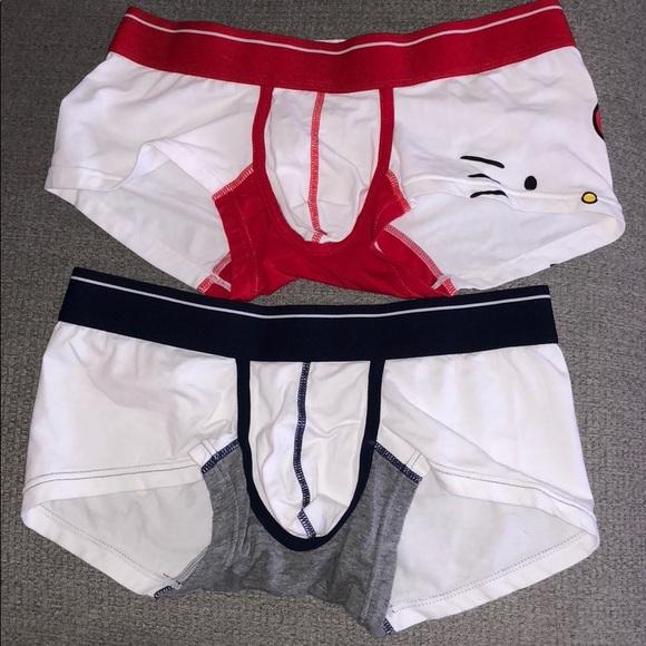 f1b2e577c Hello Kitty Underwear & Socks | Mens Underwear | Poshmark